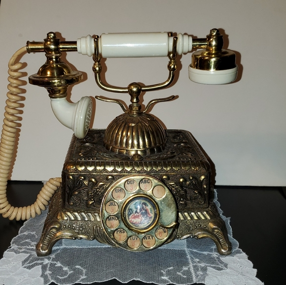 Other - Vintage 1970s Victorian Replica Phone